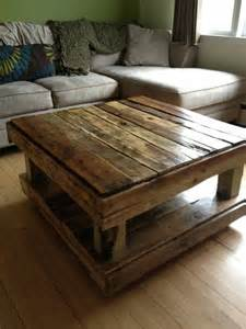 Diy Cheap Coffee Table Build With Pallet Coffee Table Living Room Furniture Cheap