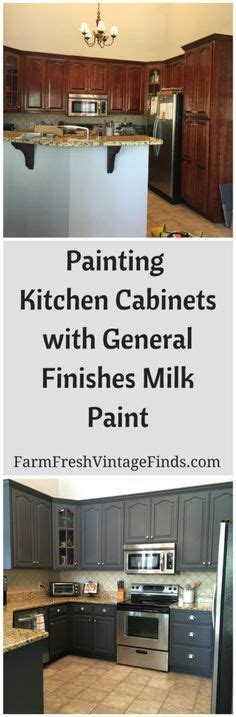 gel paint for kitchen cabinets 1000 ideas about general finishes on pinterest milk