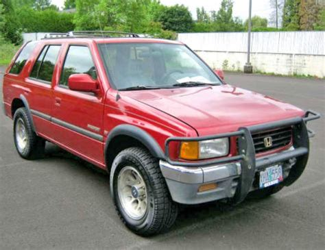 honda passport lx '94: cheap suv under $1000 in or near