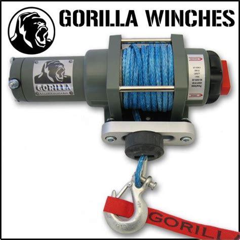 gorilla winch wiring diagram gorilla wiring diagram