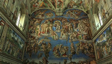 Sistine Chapel Ceiling Tour by Tour Of Sistine Chapel Looking For Europe