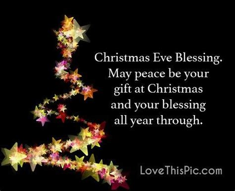 images of christmas eve blessings christmas eve blessings quote pictures photos and images