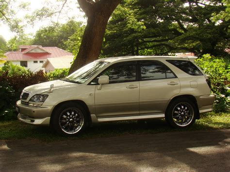 Toyota Harrier 1998 Model 1998 Toyota Harrier Pictures Information And Specs