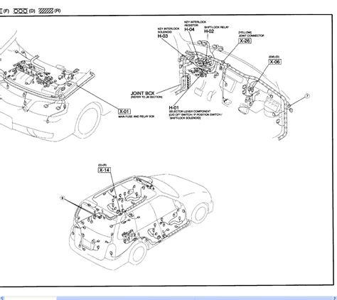 security system 1990 mazda mpv electronic valve timing 1993 mazda navajo transmission solenoids replacement a4ld valve body 90 94 2 solenoid mazda