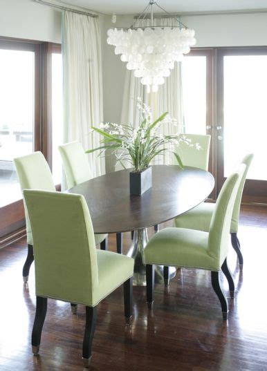 green dining room table green dining chairs contemporary dining room phoebe