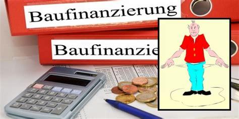 Haus Bauen Ohne Eigenkapital 2943 by Baufinanzierung Vergleichen F 252 R Jeden Bauherrn Pflicht