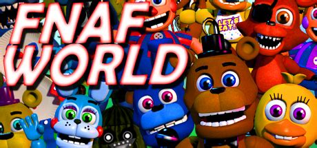 fnaf world | fnaf world wikia | fandom powered by wikia