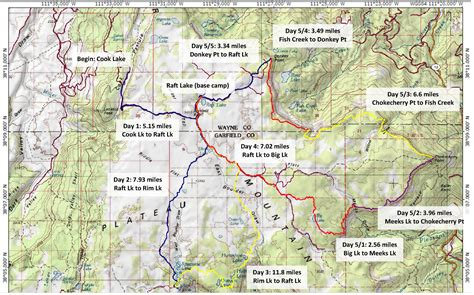 driving the great western trail in arizona an road travel guide to the great western trail in arizona books 100 topographic map of the escalante hiking calf