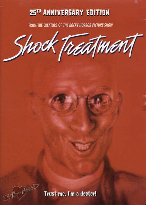 dvd format ntsc region 0 rockymusic shock treatment 25th anniversary dvd front
