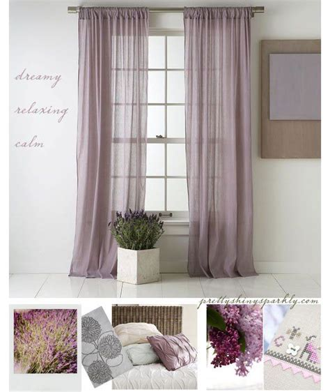 lavender bedroom curtains 25 best ideas about voile curtains on pinterest sheer