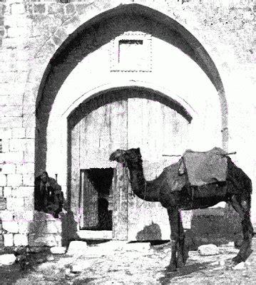 sergio e valdez sauad un camello por el ojo de una aguja mateo 19 23 30