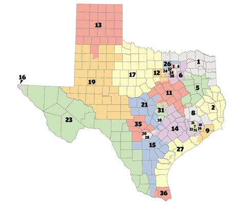 texas senate districts map 26 popular congressional district map swimnova
