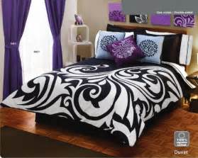Black and white damask bedding sweetest slumber