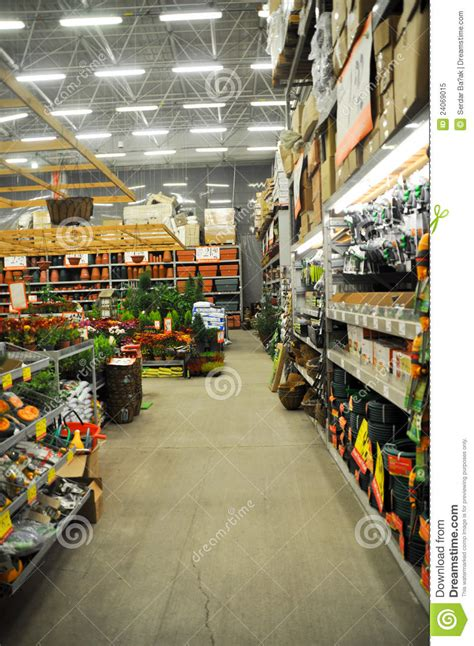 home improvement store editorial image cartoondealer