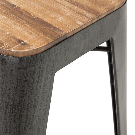 Stuhl Küche by Barhocker Holz Metall Bestseller Shop F 252 R M 246 Bel Und