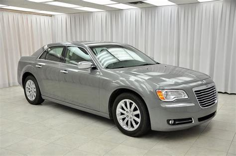 2012 Chrysler 300 Warranty by 2012 Chrysler 300 Limited V6 Sedan Leather Nav Bluetooth