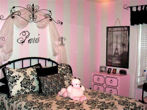 habitaciones juveniles rosa negro y cebra imagui m 225 s habitaciones en rosa y negro