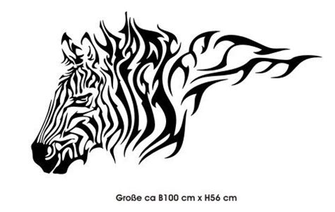 tribal zebra tattoo 1000 images about tribal drawings on tiger