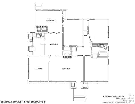 sketch up floor plan totw sketchup and house design jason patz