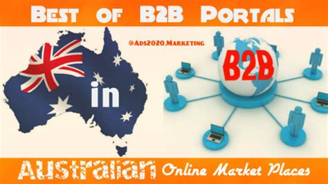 best web portals b2b market places in australia 10 best trade