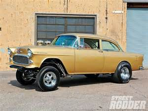 1955 Chevrolet Gasser 1955 Chevy Gasser Mechanics