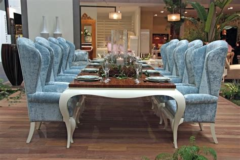 luxury dining table luxury glossy ironwood top dining table with legs