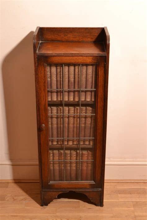Encyclopedia Britannica Bookcase Antique 11th Edition Of Britannica In Oak Bookcase