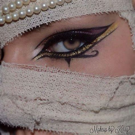 egyptian eye makeup meaning eye makeup