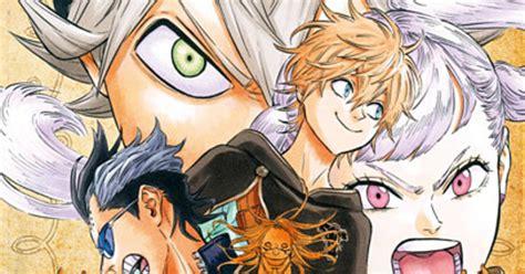 xebec animates black clover mangas event anime news