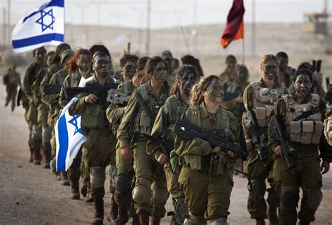 women in combat some lessons from israel s military