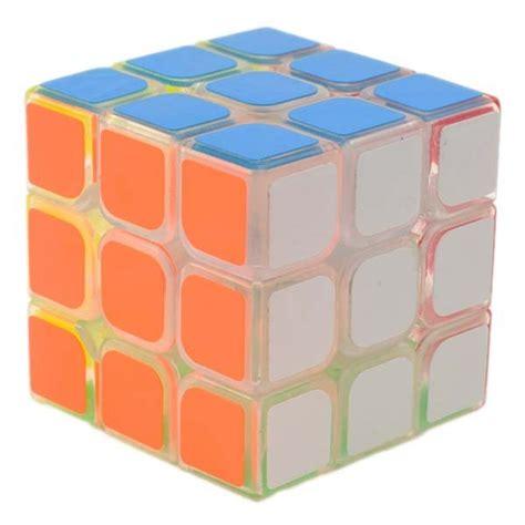 Rubik Magic Cube Yongjun 3x3 Guanlong Stickerless yj guanlong 3x3 magic cube transparent maskecubos
