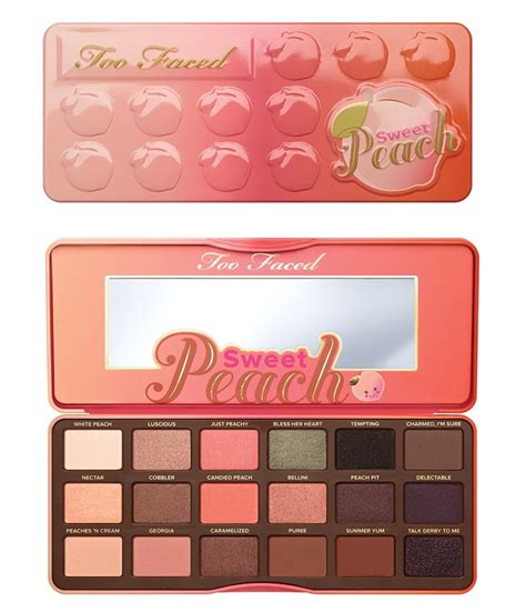 Faced Palette faced sweet palettes back in stock cosmetics