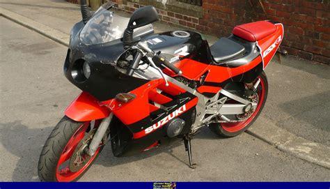 Suzuki Gsx R250 1989 Suzuki Gsx R 250 Pics Specs And Information