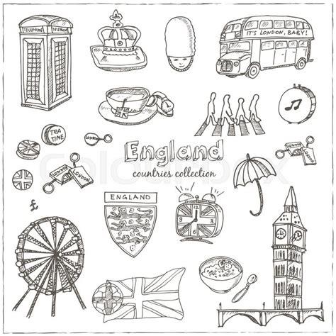 doodlebug uk doodle symbols set sketchy icons set