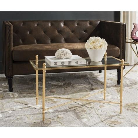 antique gold coffee table andrew furniture mosaic gold leaf cocktail table i