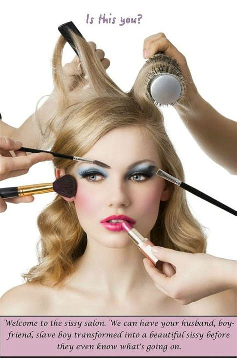 forced feminization beauty salon art 71 best images about tg captions hair and makeup on