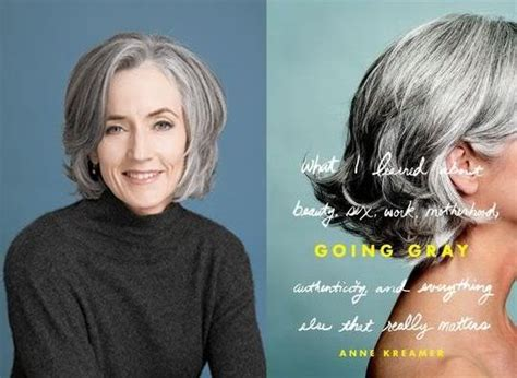 how to bring out grey hair grey is ok the journey to grey