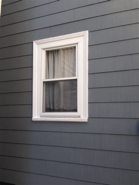Exterior Door Moulding How To Replace Exterior Window Trim Frugalwoods
