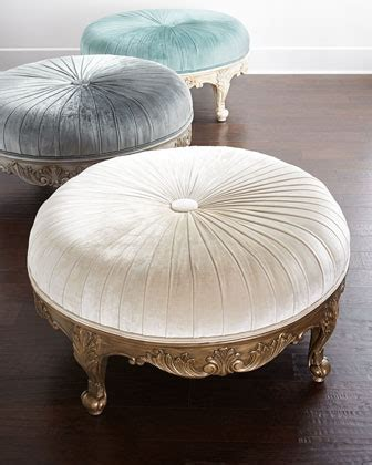 Massoud Ottoman Massoud Scala Light Ottoman