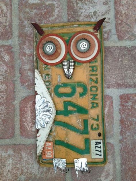 license plate craft projects best 25 license plate ideas on plate