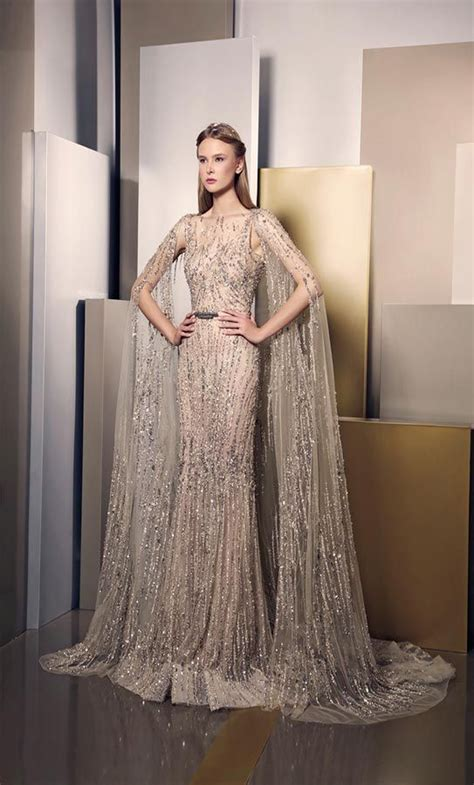 Couture Dresses by Maysociety Ziad Nakad Znsignature2016 Haute Couture