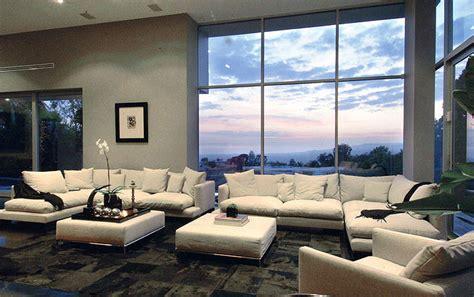 superb Small Apartment Living Room Decor #6: living-room-white-sofa.jpg