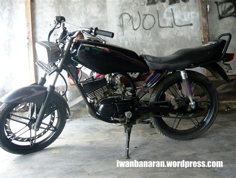 toko bagus jual beli motor yamaha rx king caferacer