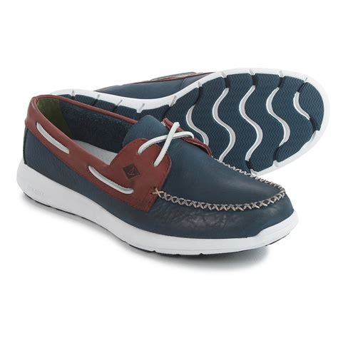 sperry shoes for on sale sperry sojourn boat shoes suede for on sale
