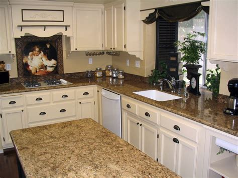 Kitchen Marble Backsplash giallo veneziano granite installed design photos and