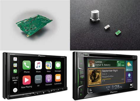 Pioneer Avh Z2050bt Unit Din Avh Z2050 Bt Mobil Audio pioneer introduces four new multimedia receivers in