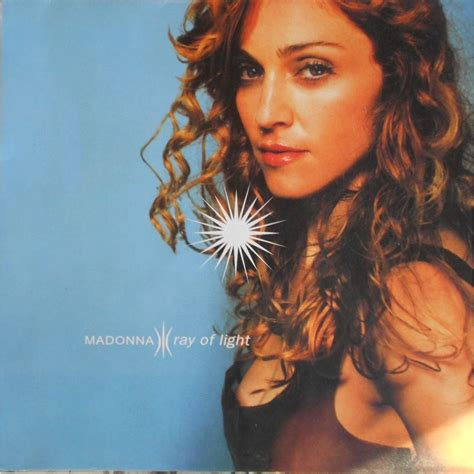 Ray Of Light Madonna Ray Of Light Picture Disc By Madonna Lp With Ald93