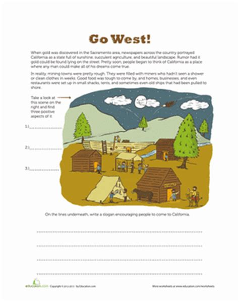 Gold Worksheets by Gold Advertisement Worksheet Education
