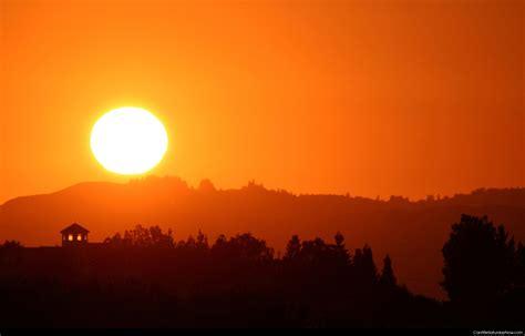 sunset orange can it be saturday now com orange sunset