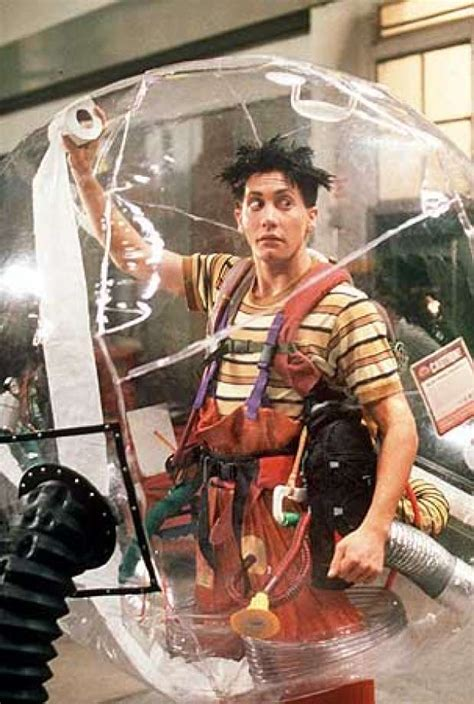 bubble boy undeserving of boycott wacky but gentle film is imaginative charming sfgate